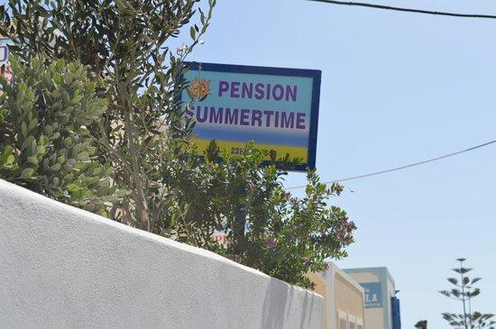 Summer Time Pension: Entrance