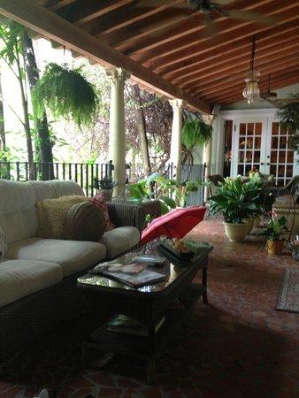 Casa Grandview West Palm Beach: Lovely sitting