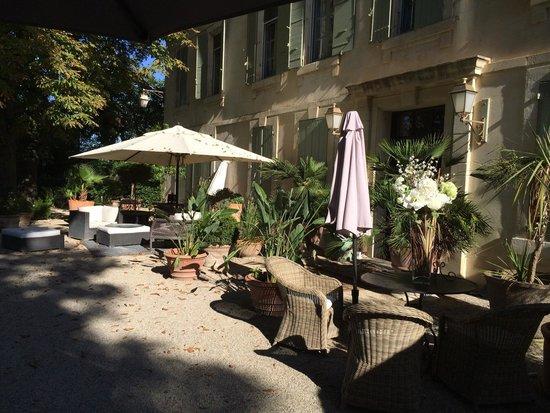 Le Mas Saint Florent : Summer in Provence