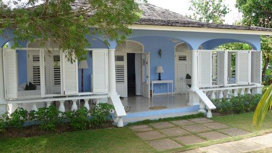 Jamaica Inn: The 'Blue Cottage'