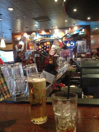 TGI Friday's - Solihull: The   Bar