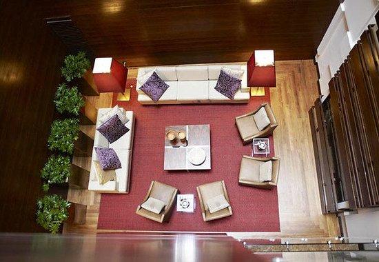 JW Marriott Hotel Bogota: 3rd Floor Lobby View