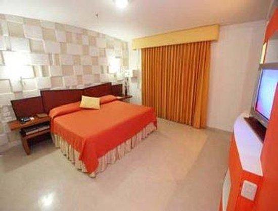 Howard Johnson Hotel Versalles Barranquilla : Grand Suite