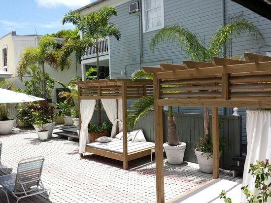 The Cabana Inn Key West : Time to relax!