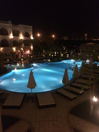 Le Royale Sharm El Sheikh, a Sonesta Collection Luxury Resort : View from Room