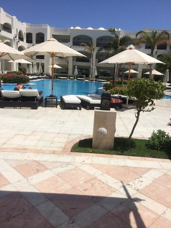 Le Royale Sharm El Sheikh, a Sonesta Collection Luxury Resort: View from Bar