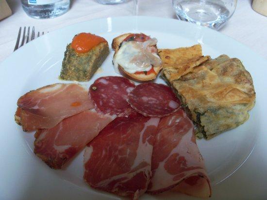 Agriturismo Casa Turchetti: Breakfast
