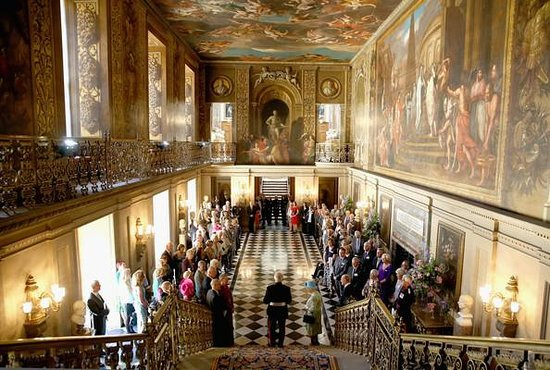 Chatsworth House: Royal Visit to Chatsworth