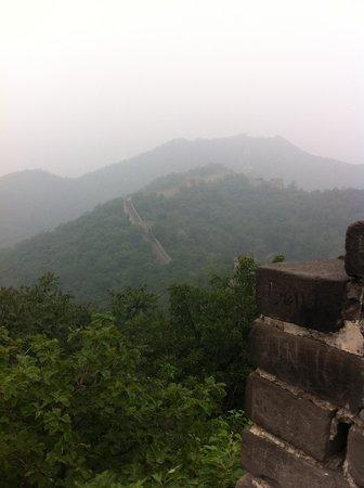 Gran Muralla China en Mutianyu: Chairlift