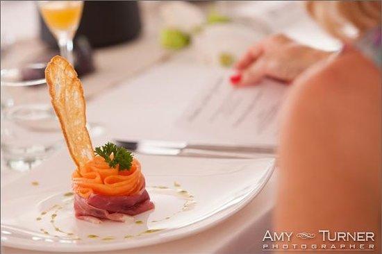 La Voglia: Parma ham and melon - delish!