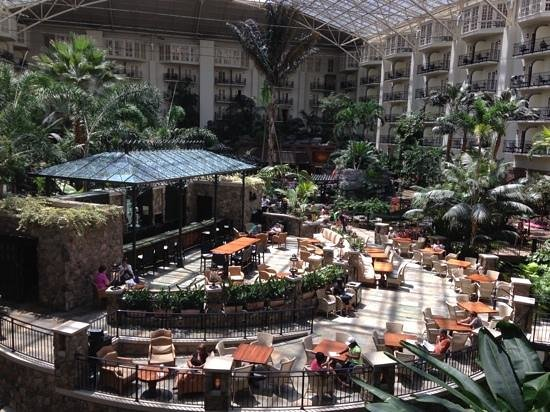 Best Rooms At Opryland Hotel