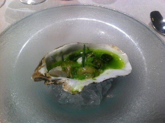 Restaurante L'Ó: Menú degustación