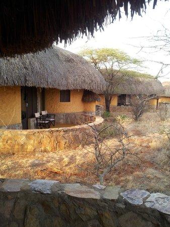 Samburu Sopa Lodge : lodges