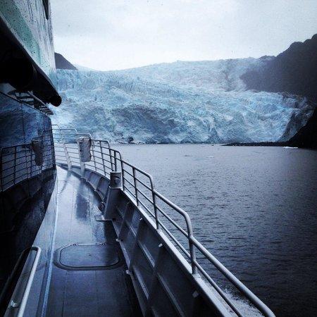 Kenai Fjords Tours : Glacier views