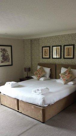 Hadley Bowling Green Inn: The bed