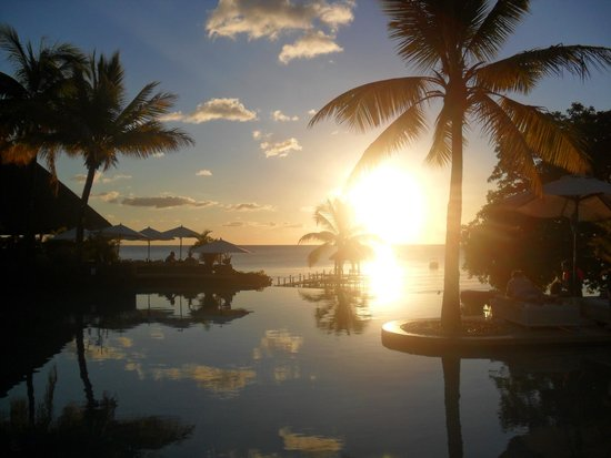 Maritim Resort & Spa Mauritius : The hotel is situated well for perfect sunsets!