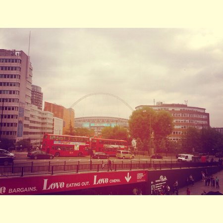 Wembley Stadium : Wembley