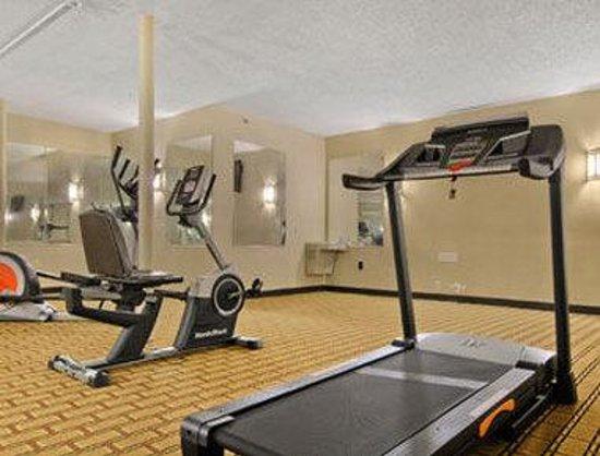 Baymont Inn & Suites Lubbock Near Texas Tech: Fitness Centre