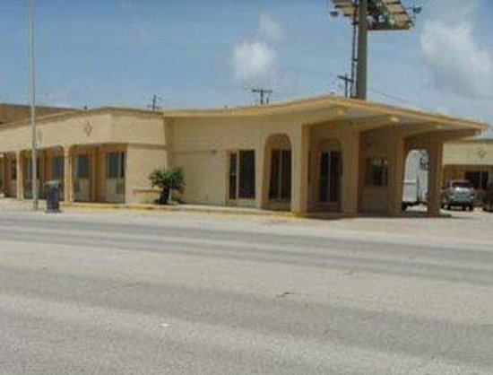 Welcome To The Knights Inn Galveston