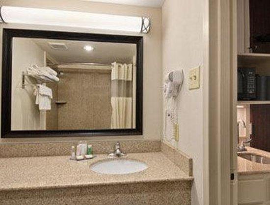 Baymont Inn & Suites Lubbock Near Texas Tech: Vanity