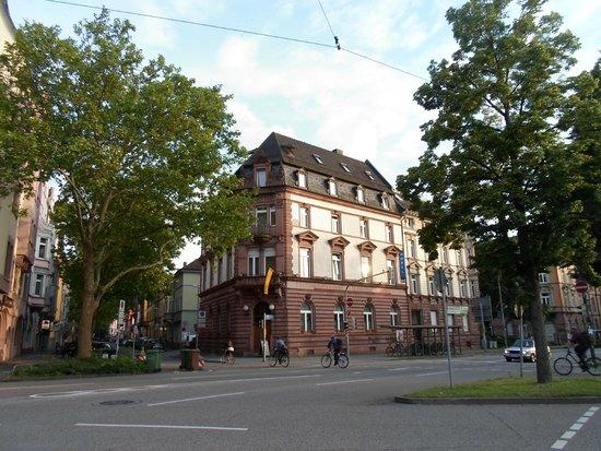 Hotel Schiller Freiburg: Hotel