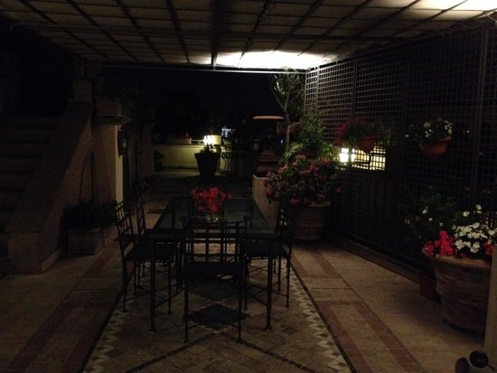 Made in Rome Bed&Breakfast : Night in Bed and Breakfast Rome