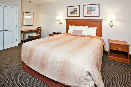 Candlewood Suites Apex Raleigh Area: Suite