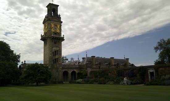 National Trust Cliveden: Fabulous clock tower