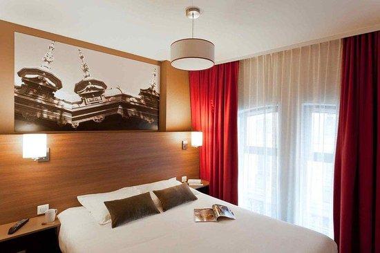 City Lofthotel Saint-Etienne : Guest Room