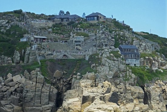 Marine Discovery: The Minack Theatre
