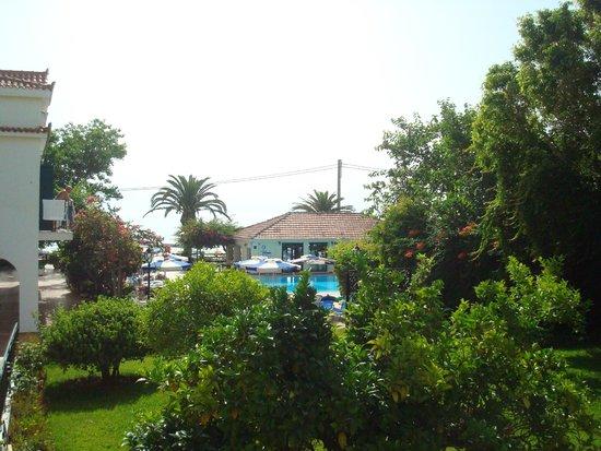 Tara Beach Hotel: View from room 3