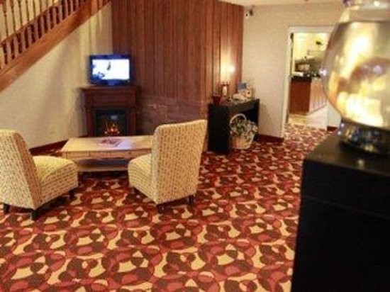 Red Sands Hotel : Lobby