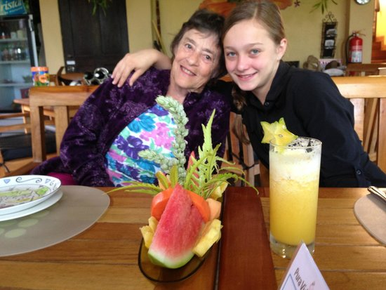 Pura Vida Hotel: Breakfast
