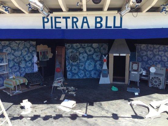 Pietrablu Resort & Spa CDSHotels: teatro