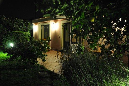 Torre Archirafi Resort : Das Ferienhaus
