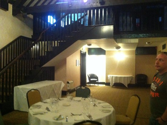 Blackwell Grange Hotel: Lots of nooks and function options
