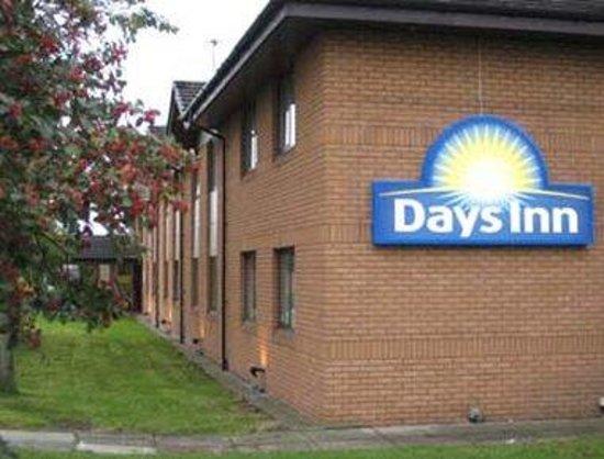 Days Inn Hamilton: Exterior