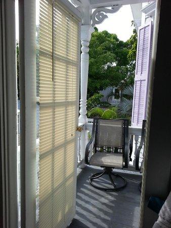 Artist House : Balcony access