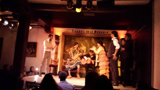 Corral de la Moreria: Rocking the flamenco