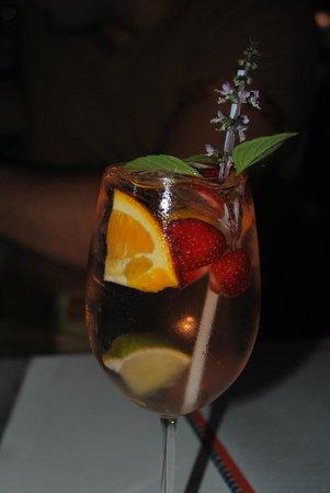 Brasserie T! : Cocktail maison