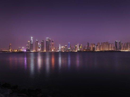 One&Only The Palm Dubai: Dubai Skyline