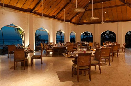The Residence Zanzibar : Dining Room Restaurant