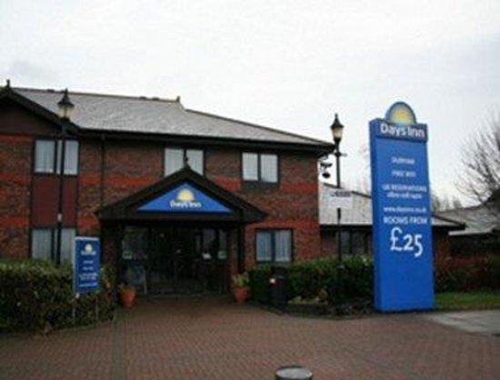 Welcome to the Days Inn Durham
