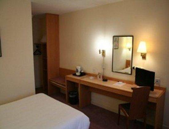 Days Inn Durham: Guest Room