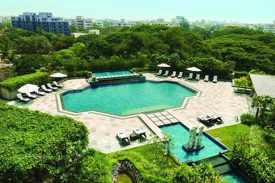 Hyatt Regency Chennai: CHENN_P062 Outdoor Swimming Pool
