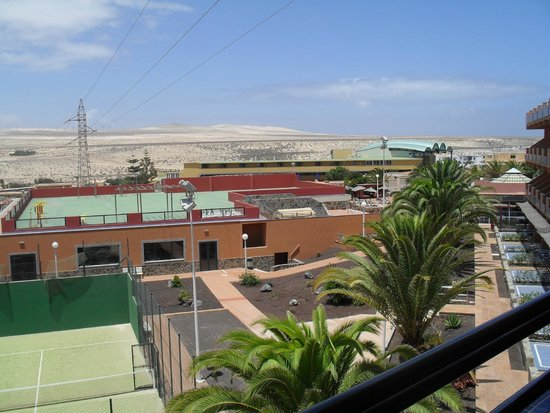 KN Matas Blancas : view from room balcony
