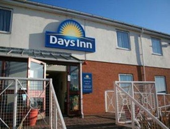 Welcome to the Days Inn Watford Gap