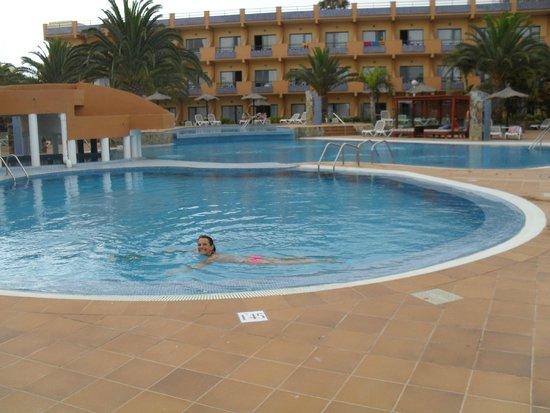 KN Matas Blancas : pool