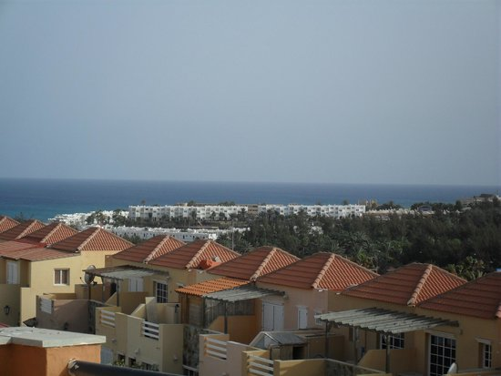 KN Matas Blancas : view to sea from hotel roof