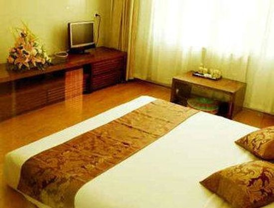 Super 8 Hotel Xian Nan Shao Men: 1 King Bed Room